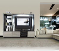 Lugano Entertainment Center Collection