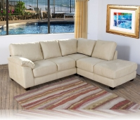 Bryce Microfiber Sectional